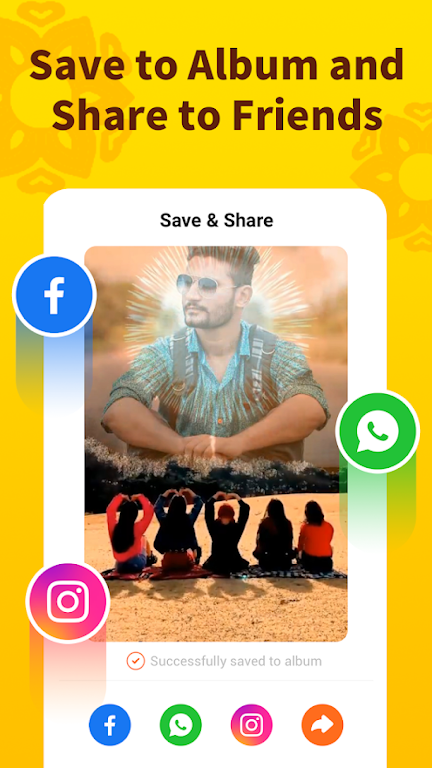 Noizz - video maker with song, photo video editor poster 6