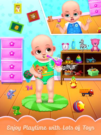 Sweet Baby Care Games & Dress Up Games apktram screenshots 6