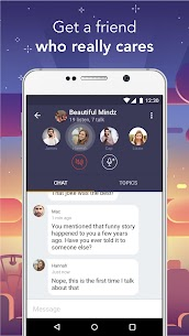 Wakie: Text and voice chat 4
