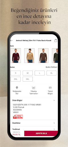 Pierre Cardin android2mod screenshots 10