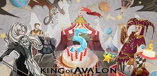 King of Avalon: Dominion screen 0