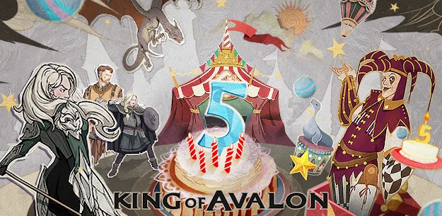 King of Avalon Dominion Apk Download *2021 1
