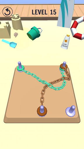 Go Knots 3D  screenshots 3