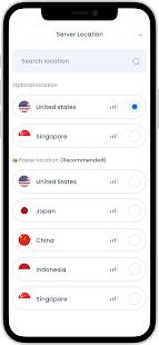 JAX VPN 1.0.23 screenshots 3