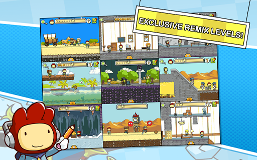 Scribblenauts Remix  screenshots 12
