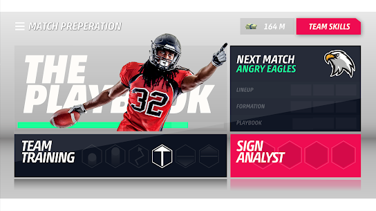 Free ENDZONE – Mobile Franchise Football Manager Game Apk Download 2021 2