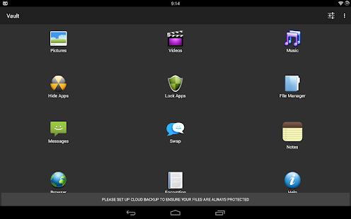 Hide Photos, Video and App Lock - Hide it Pro