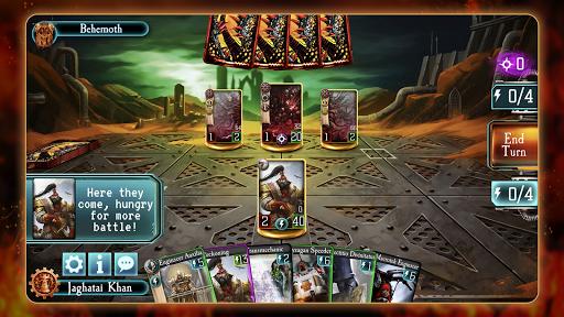The Horus Heresy: Legions u2013 TCG card battle game 1.8.6 screenshots 12