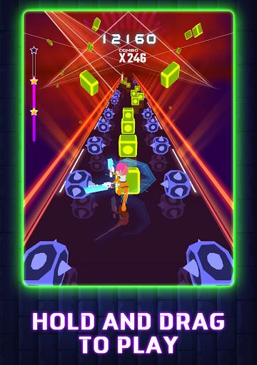 Beat Blader 3D: Dash and Slash! 1.6.8 screenshots 12