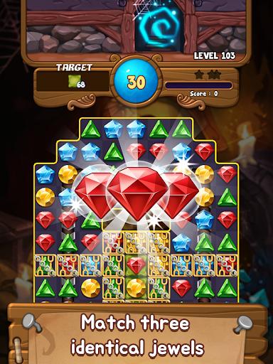 Jewels Time : Endless match 2.10.1 screenshots 9