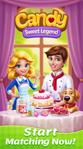 Candy Sweet Legend - Match 3 Puzzle 5.2.5030 screenshots 15