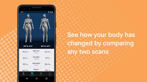 Naked u2014 3D Home Body Scanner 1.3.0 (2042) Screenshots 4