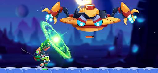 Crash of Robot apkpoly screenshots 6