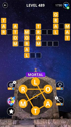Calming Crosswords: World Tour  screenshots 7