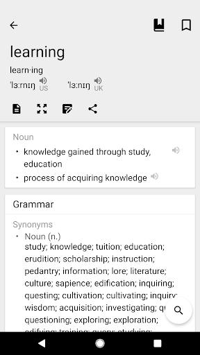 Dictionary & Translator Free 19.5.0 Screenshots 4
