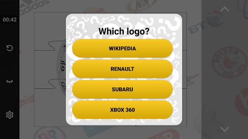 Puzzle Games - Logo Quiz Games Free  screenshots 5