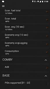 inCarDoc Pro | ELM327 OBD2 Scanner Bluetooth/WiFi MOD APK V7.5.8 – Download For  Free 4