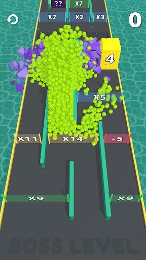 Balls Fall! 3D androidhappy screenshots 2