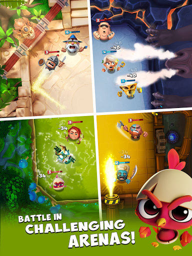 Smashing Four  screenshots 8