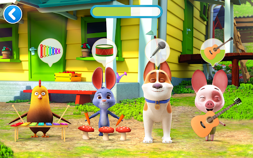 LooLoo Kids World: Learning Fun Games for Toddlers  screenshots 14