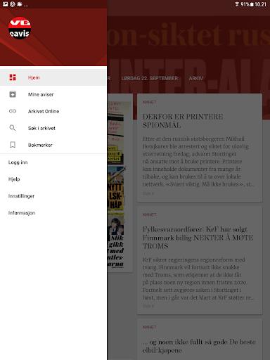 VG eavis 6.5.0 screenshots 8