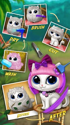 Baby Jungle Animal Hair Salon - Pet Style Makeoverのおすすめ画像2