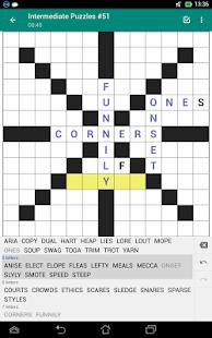 Fill-In Crosswords 3.07 Screenshots 8