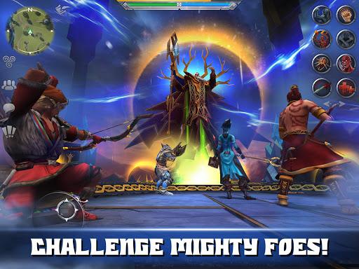 Celtic Heroes - 3D MMORPG  screenshots 16