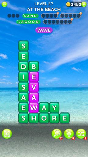Word Cubes - Find Hidden Words 1.09 screenshots 6