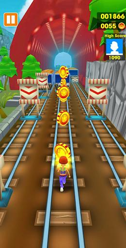 Subway 3D : Surf Run 1.0 Screenshots 3