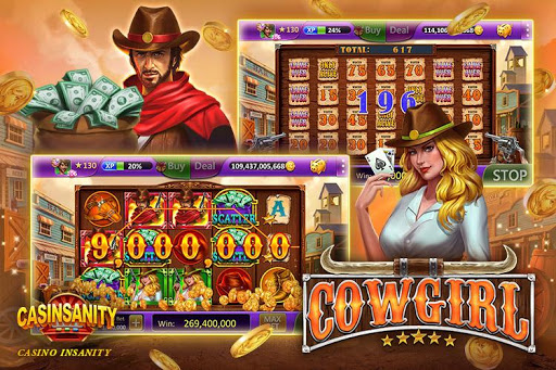 Casinsanity Slots u2013 Free Casino Pop Games 6.7 screenshots 4