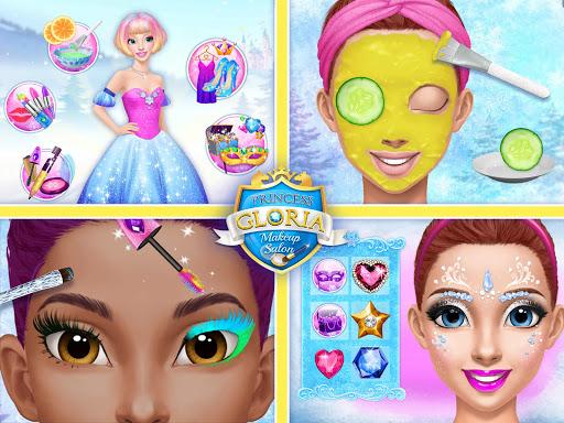 Princess Gloria Makeup Salon apkmr screenshots 12