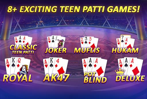Teen Patti Gold u2013 Indian Family Card Game 5.61 screenshots 4