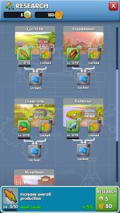 Idle Farming Tycoon: Build Farm Empire MOD APK 0.0.4 (Unlimited Money) 15