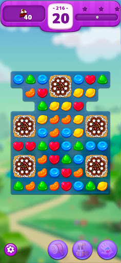 Candy Sweet: Match 3 Puzzle goodtube screenshots 6