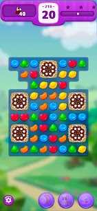 Candy Sweet: Match 3 Puzzle 6