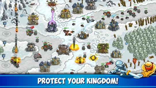 Kingdom Rush – Tower Defense Game Mod Apk 5.3.13 (Mod Menu) 5
