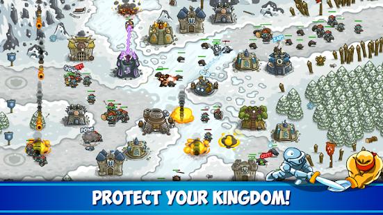 Kingdom Rush - Tower Defense Game Unlimited Money