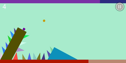 Impossible Jumps - Endless platformer game  screenshots 2