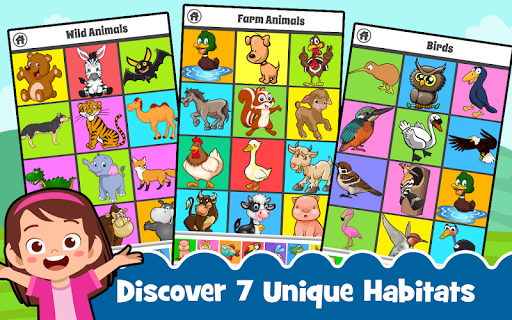 Animal Sounds for babies & Coloring book for kids 1.20 screenshots 4