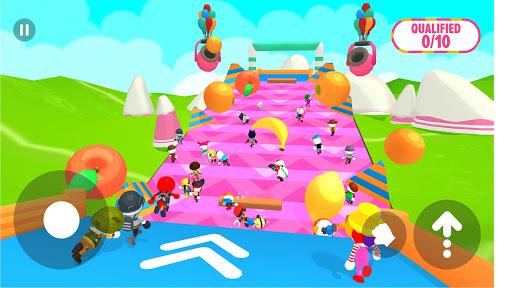 Party Royale: Do not fall - Fun 3D Games  Screenshots 3