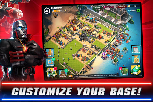 G.I. Joe: War On Cobra - PVP Strategy Battle goodtube screenshots 5