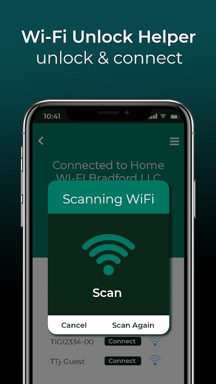 WiFi Unlock Helper poster 3