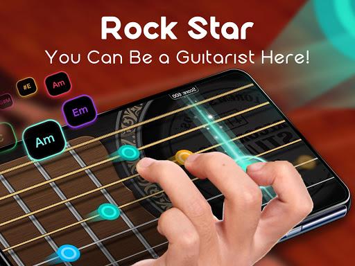 Real Guitar - Free Chords, Tabs & Music Tiles Game 1.5.4 Screenshots 1