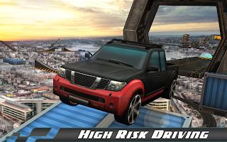 Ultimate 3D Ramp Car Racing Game