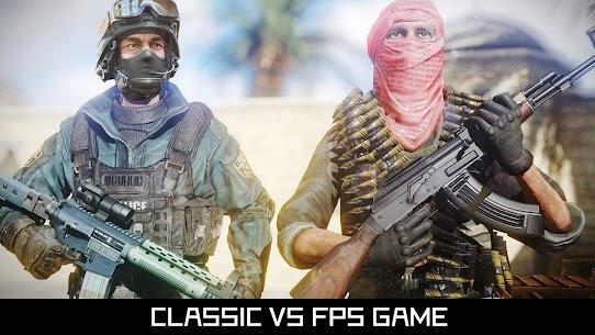 FPS Online Strike – Multiplayer PVP Shooter Mod Apk 1.1.40 1