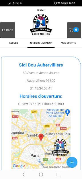 SIDI BOU Aubervilliers screenshot 3