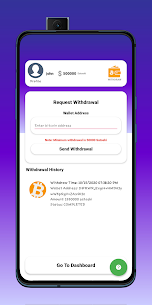 BTC Machine – Bitcoin Mining Rewards For Android 1