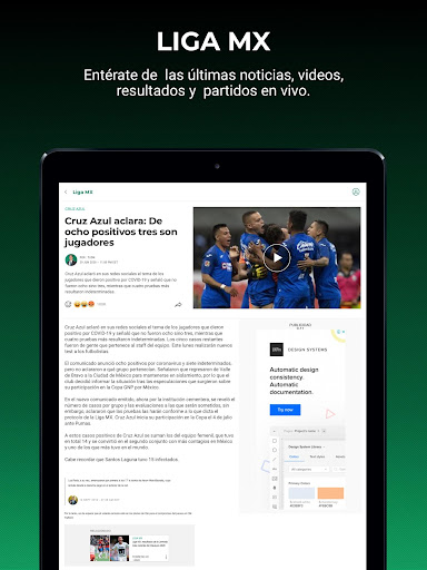 TUDN: Univision Deportes Network 12.2.4 Screenshots 20
