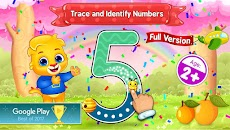 123 Numbers - Count & Tracingのおすすめ画像1